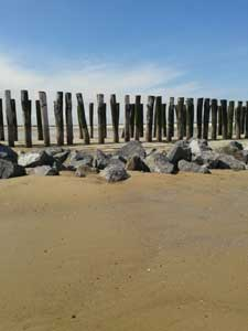 Strand van Oostkapelle Zeeland